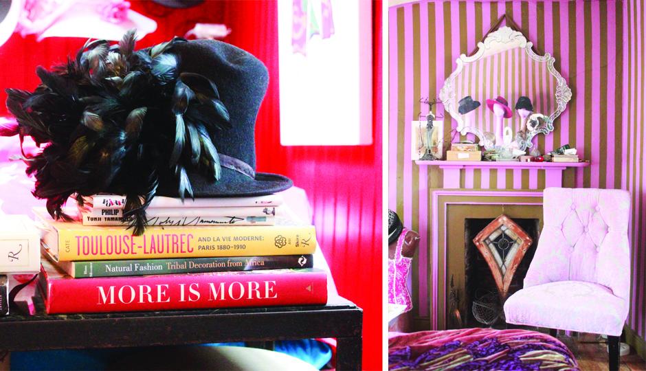 Denise Fike's Room