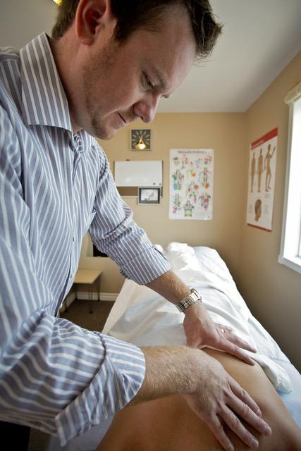 Derek Debassige ,  BKin., BHScPT  Clinic Director/Owner & Registered Physiotherapist