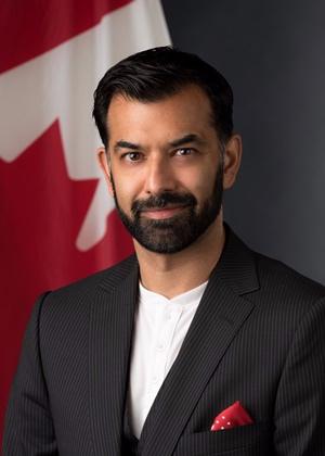 Consul General Zaib Shaikh