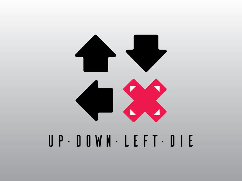 UpDownLeftDie