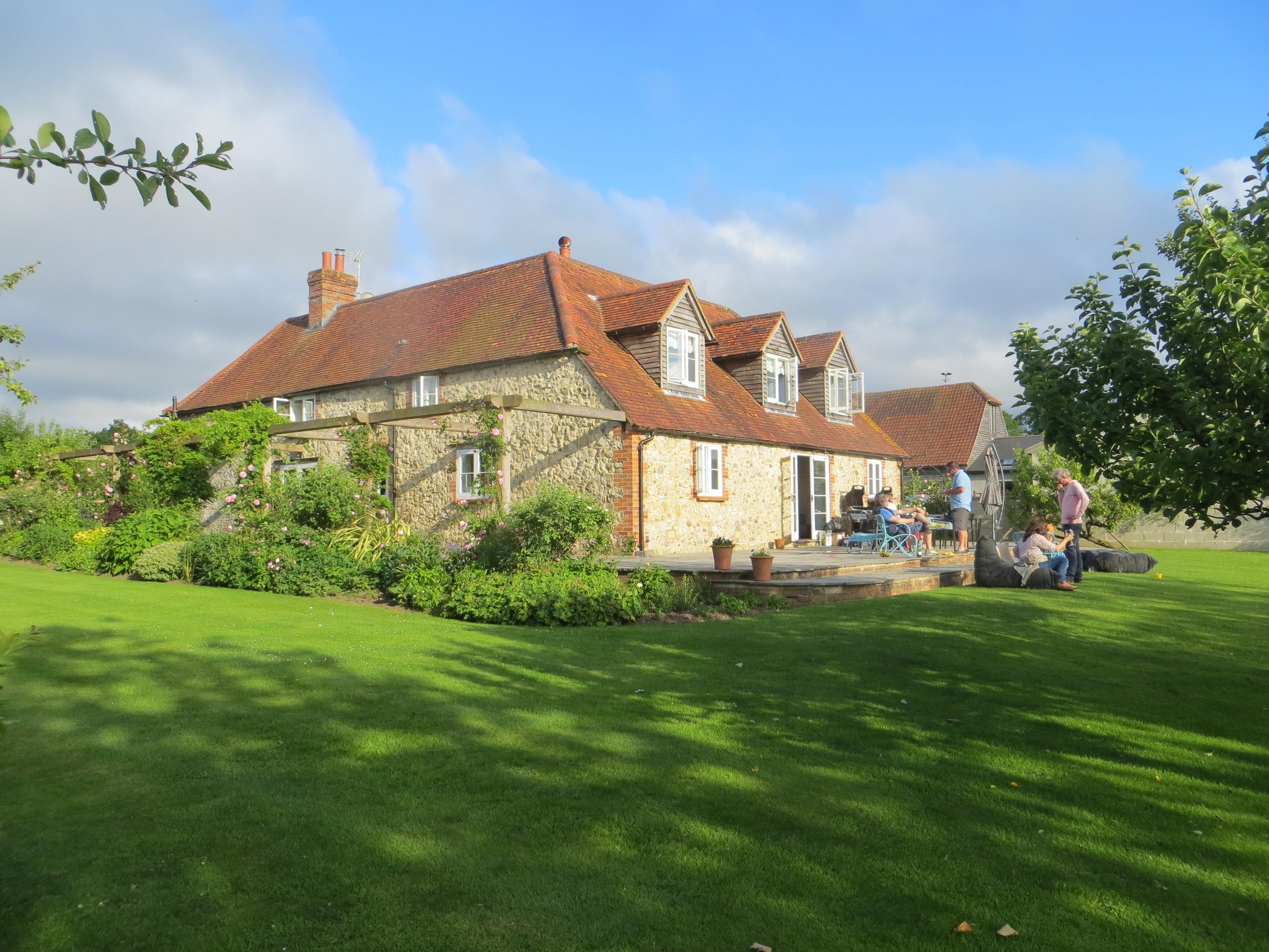 The Farmhouse for retreat