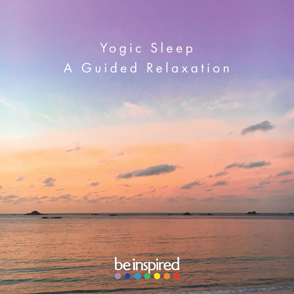 Yogic Sleep - A Guided Relaxation - 30 minutesYogic sleep is powerful meditation technique inducing complete physical, mental and emotional relaxation.