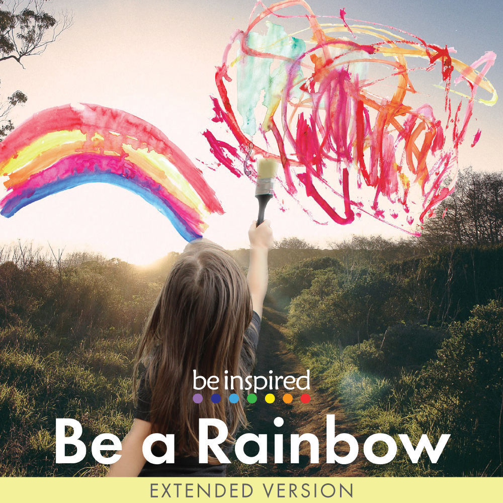 Be a Rainbow (Extended Version) - An extended 5 minute guided relaxation for children, to nurture and restore.