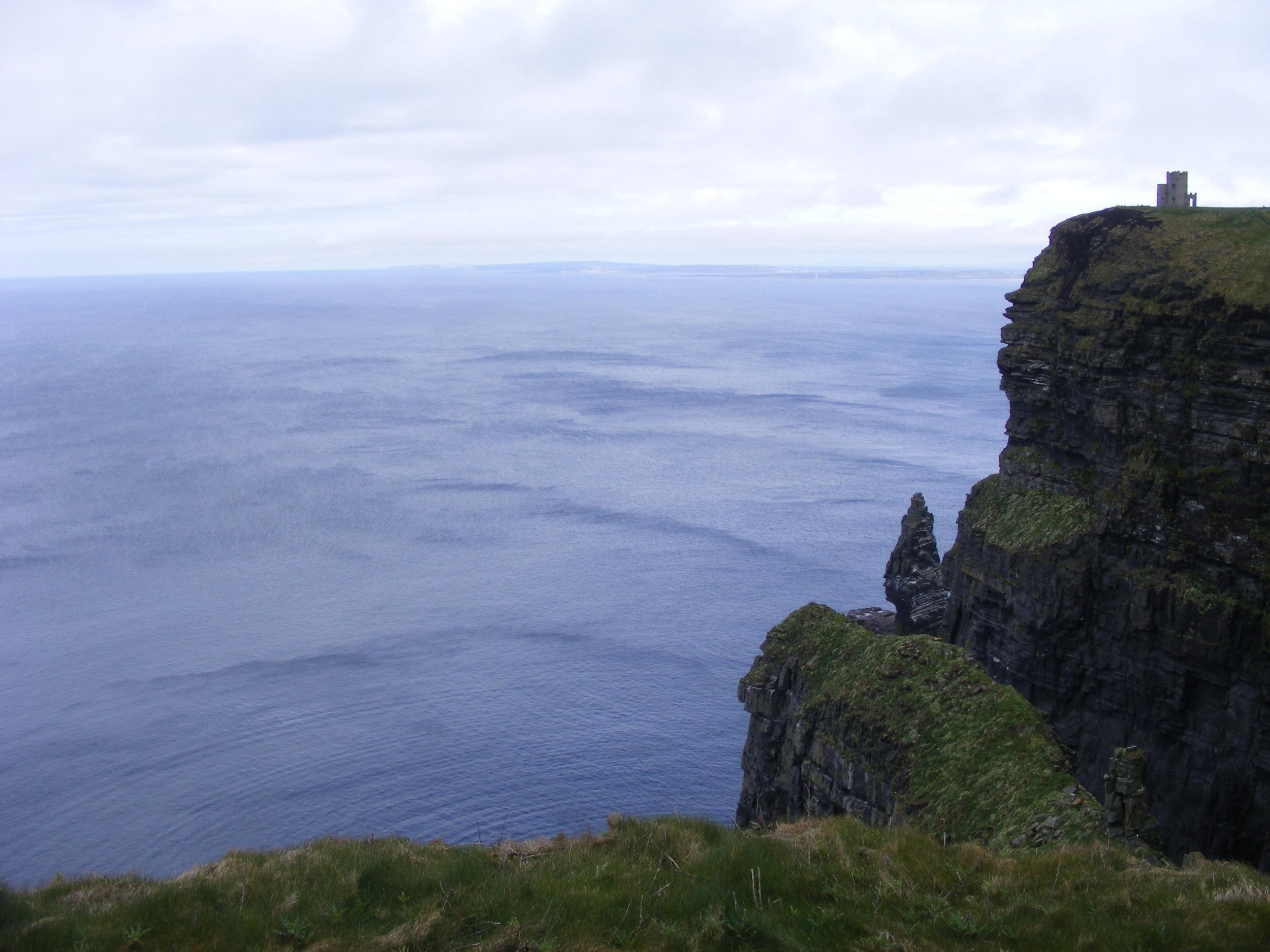 Awe inspiring Cliffs of Moher