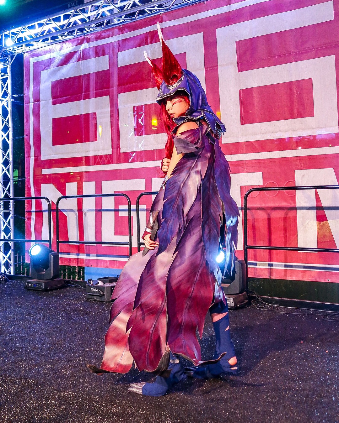 626-night-market-cosplay-contest-league-of-legands-xayah.JPG