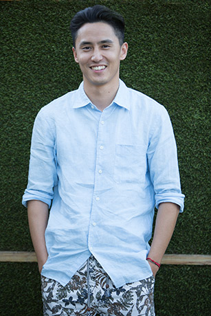"Anthony Ma (Taiwanese-American actor/writer/filmmaker; ""Dear White People,"" ""NCIS: Los Angeles"")"