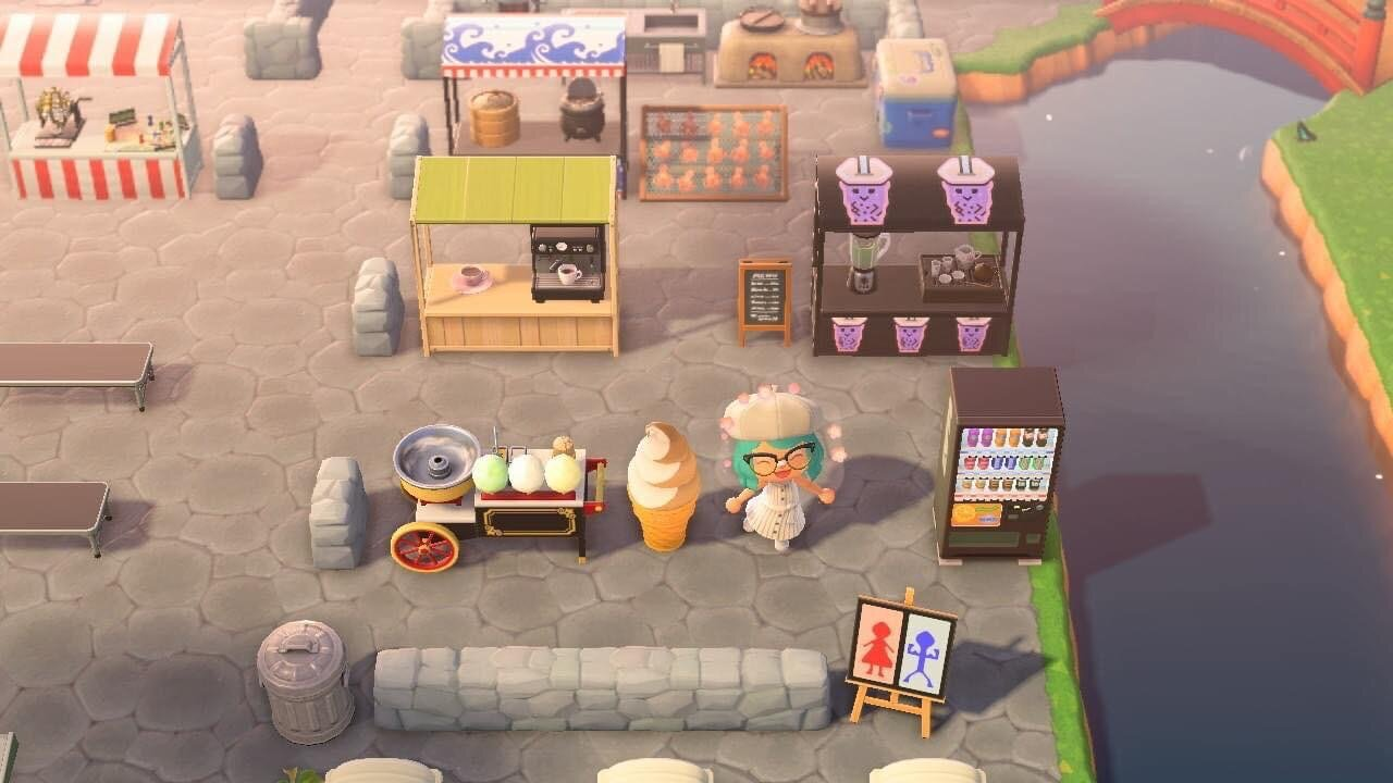 626 Night Market News People Are Creating Night Markets In Animal Crossing