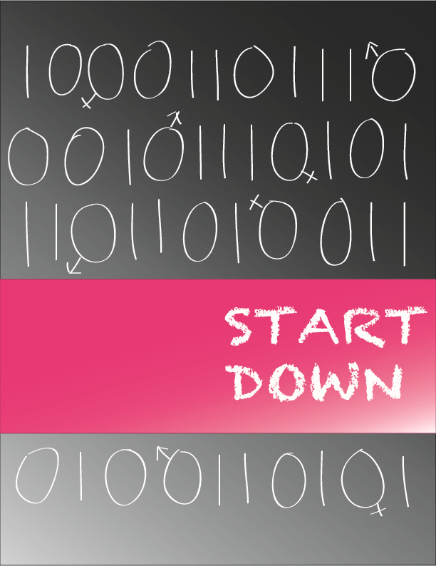 START DOWN    A San Francisco programmer latches on to an idea for a startup that will automate of the work teachers do in a classroom. But as the idea begins to take off, itbecomes clear that Will's new company may threaten his fiance's job. Start Down makes larger economic trends hit home.