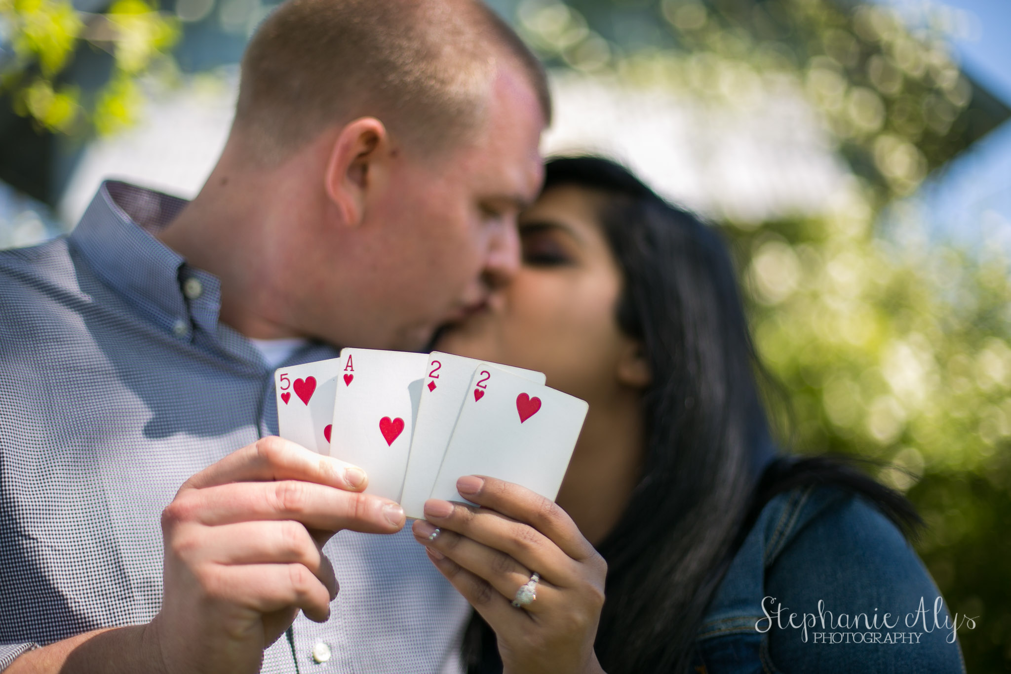 Meena & Adam • Lucky in Love   Cypress, Texas Engagement Photographer   Stephanie Alys Photography