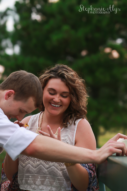 A Surprise Engagement | Stephanie Alys Photography