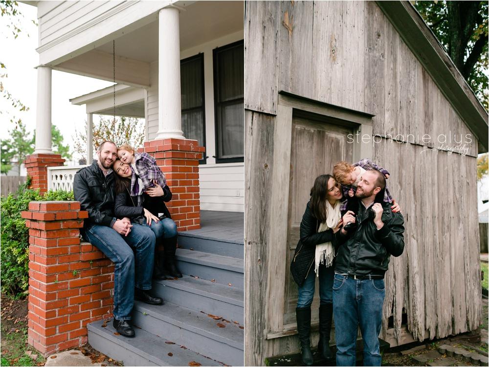 © 2015 Stephanie Alys Photography | Joy • Cypress Top Historic Park Family Session