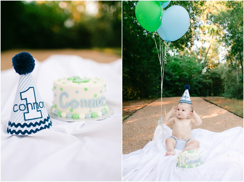 © 2016 STEPHANIE ALYS PHOTOGRAPHY | Cypress Texas Family Photography | Birthday • Cake Smash • Family