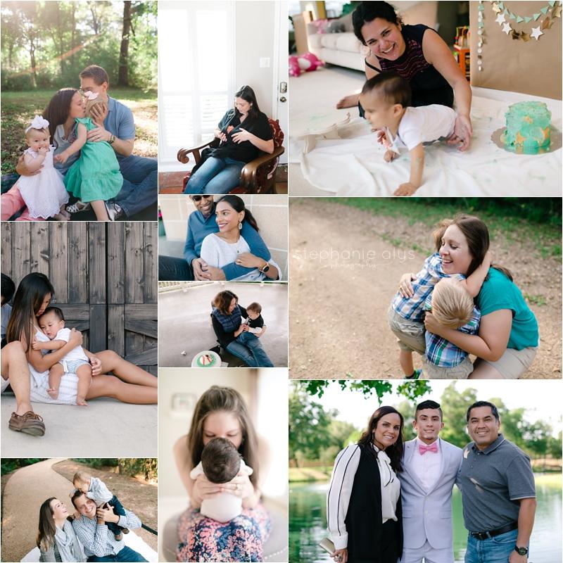 © 2016-2017 Stephanie Alys Photography | Cypress TX Family Photographer