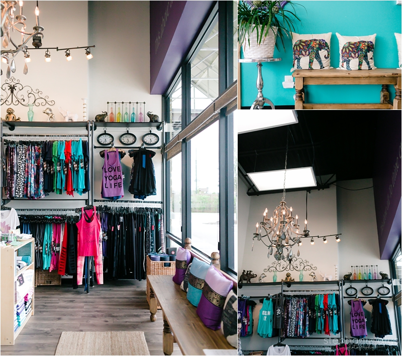 © 2017 Stephanie Alys Photography | Blog » Exploring Some Like It Hot Yoga & Fitness | Cypress TX Branding Photographer