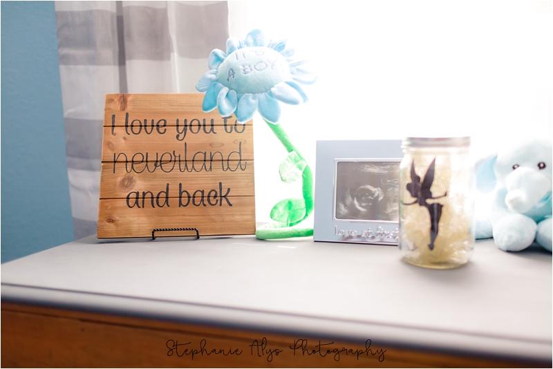 © 2018 Stephanie Alys Photography | Blog » Baby G • Neverland's Nursery • Cypress, TX Newborn Photographer