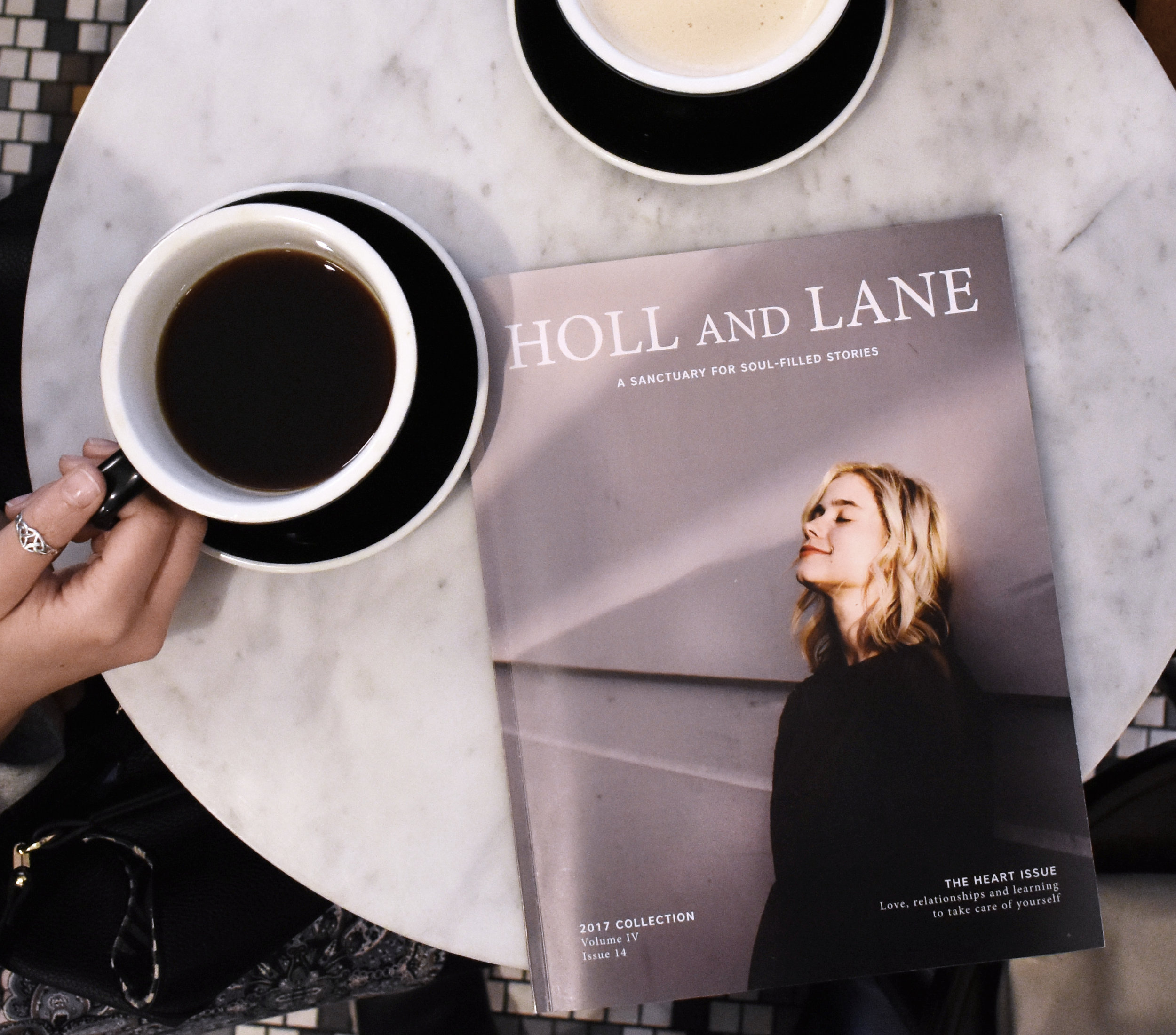 Holl and Lane Mag - As a TRFE listener you can save $3 off the print or digital version of Issue 14, The Heart. Or off the entire heart + body bundle when you snag both issue 13 and issue 14. Head over to www.hollandlanemag.com and use promo code TRFE for $3 off.