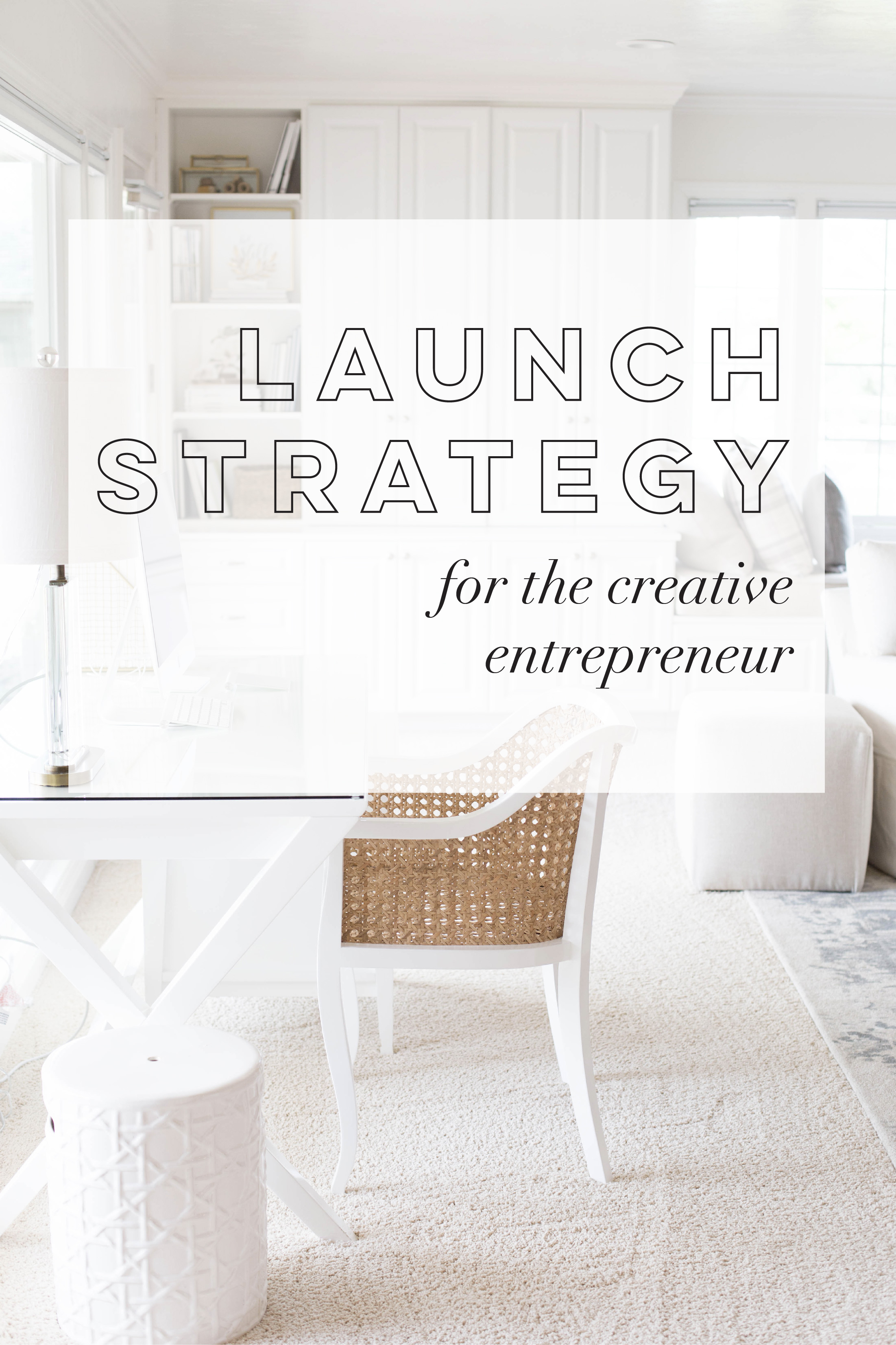 Launch Strategy for the Creative Entrepreneur - When it comes to running a business, there are several strategies that most Entrepreneurs recognize as important. Launching a product does not always make that list. Rachel, however, would argue that it is one of the most important steps. If you look at the businesses that are successful, they have a distinct Launch strategy. So, she's compiled all the best launch strategies and tips into an easy-to-digest and implement guide.This guide will assist you in perfecting the launch for your business and product/service. And the best news? The strategies will increase your bottom line. So, more dolla billz in those pockets of yours. Sound good?