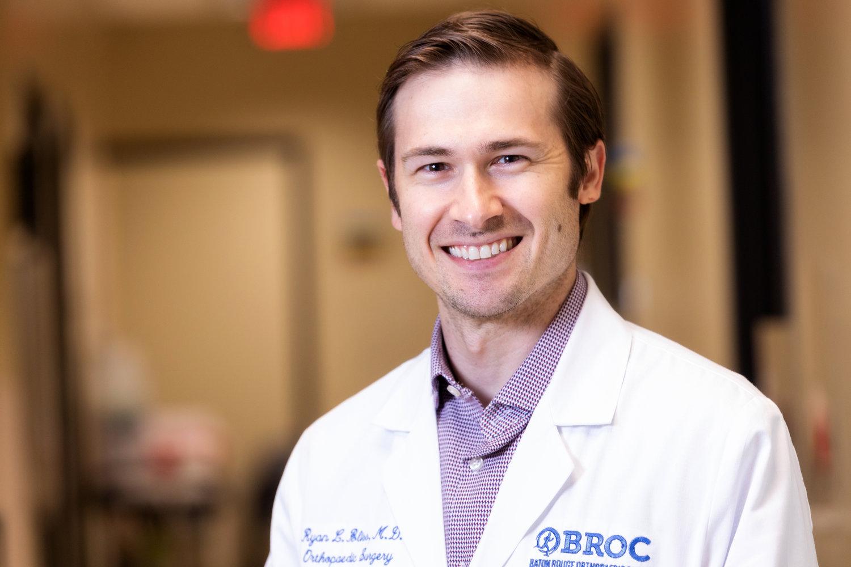 Ryan Bliss, MD — Baton Rouge Orthopaedic Clinic
