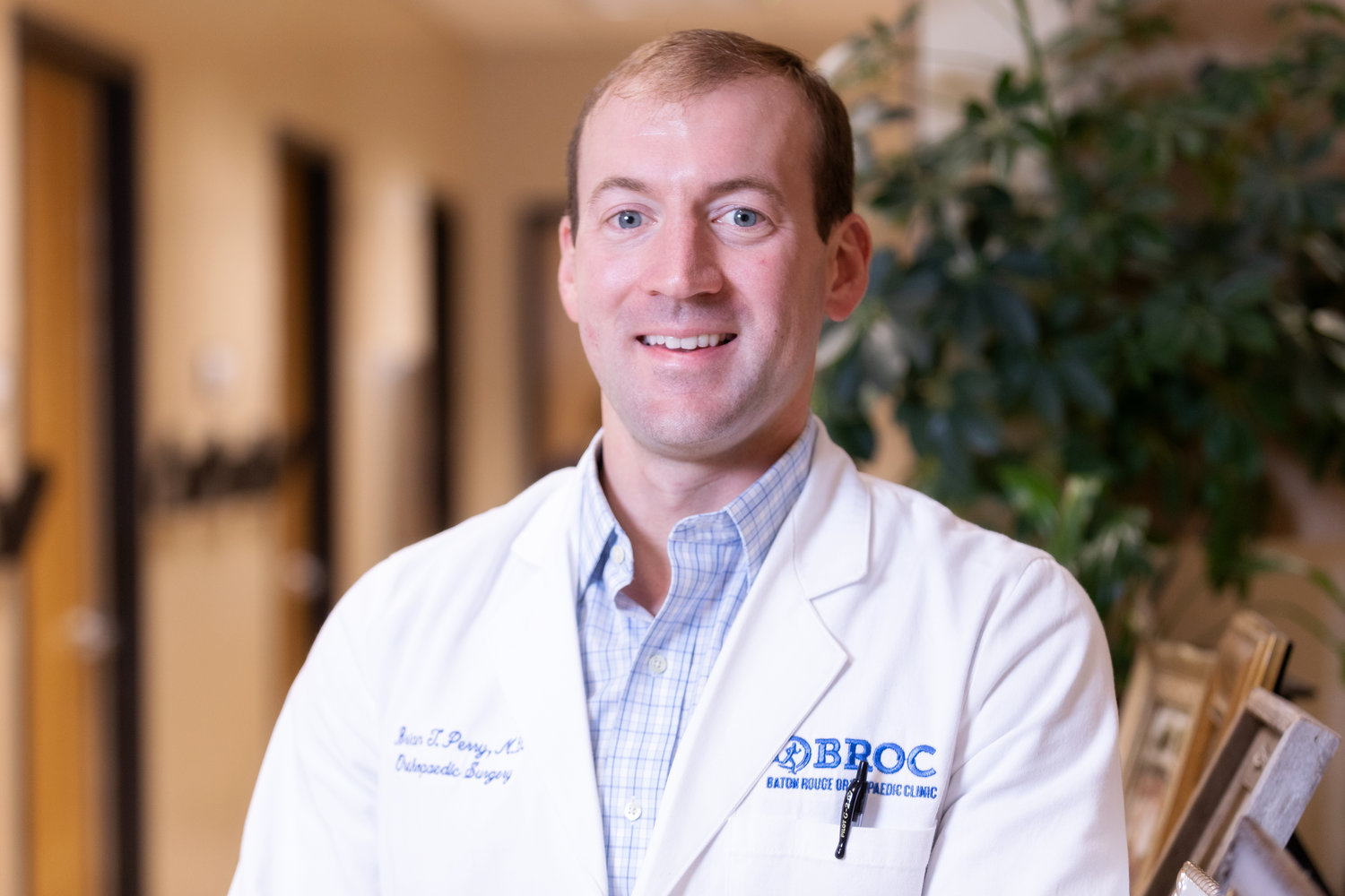 Brian T  Perry, MD — Baton Rouge Orthopaedic Clinic