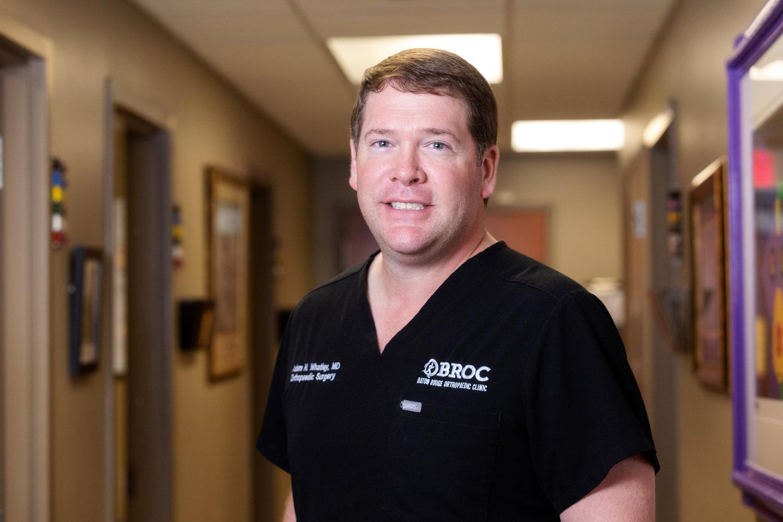 Adam N  Whatley, M D  — Baton Rouge Orthopaedic Clinic