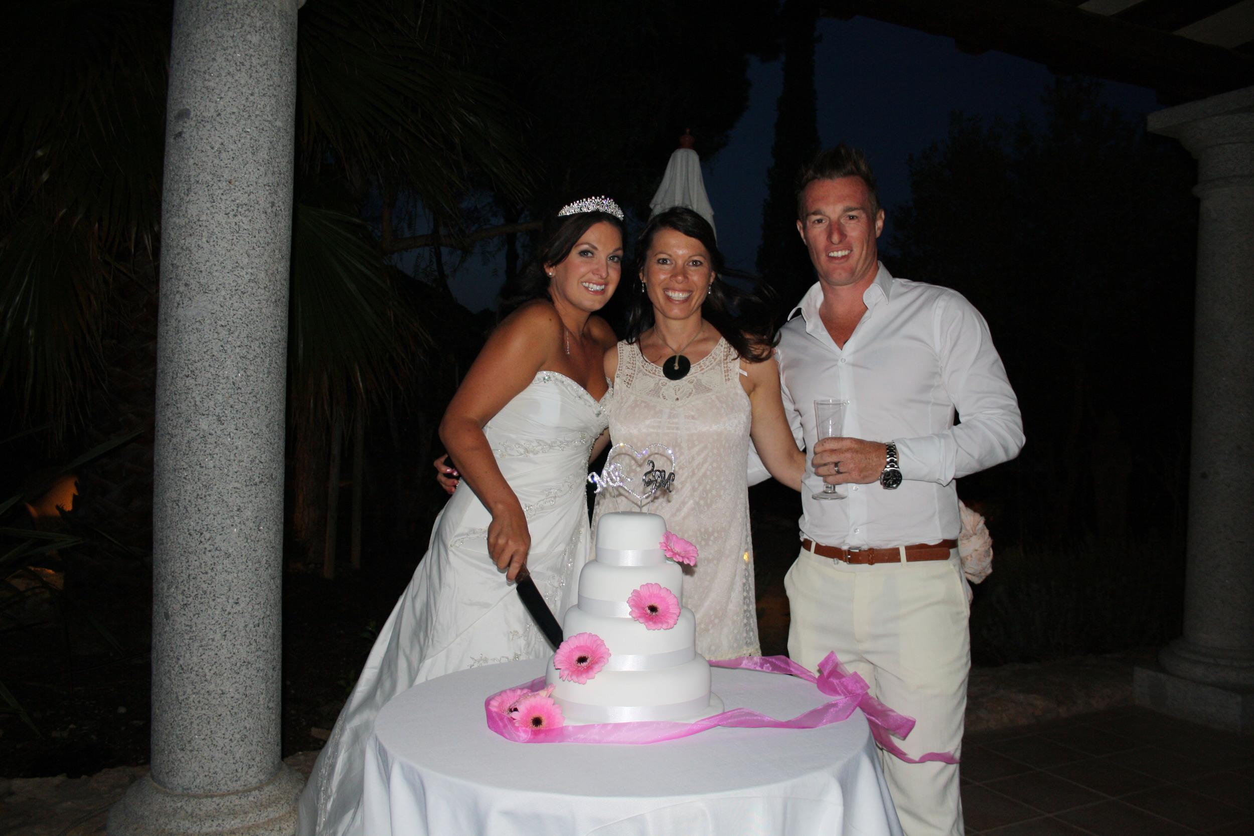 cake by el mono loco