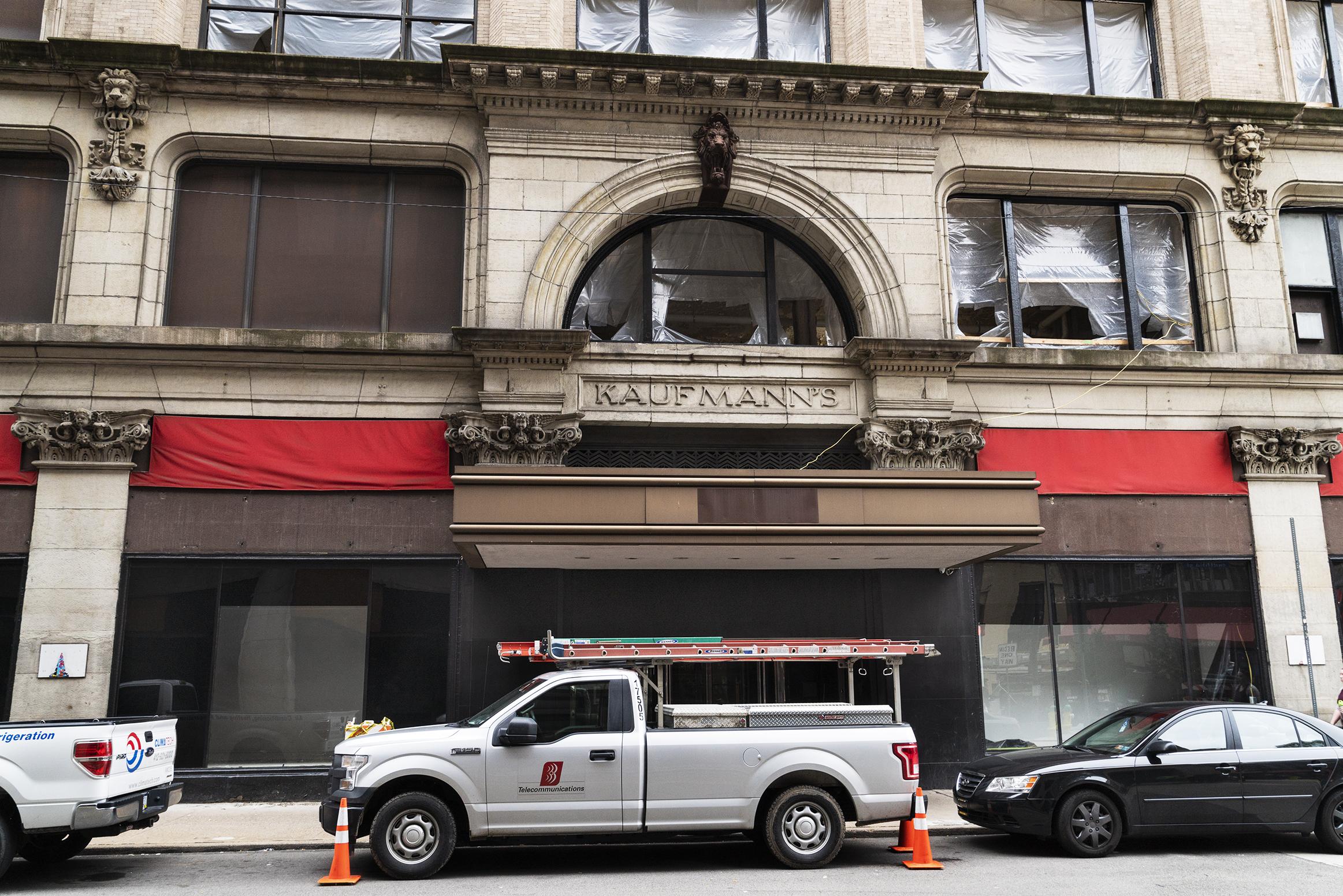 Kaufman's, Pittsburgh 2018