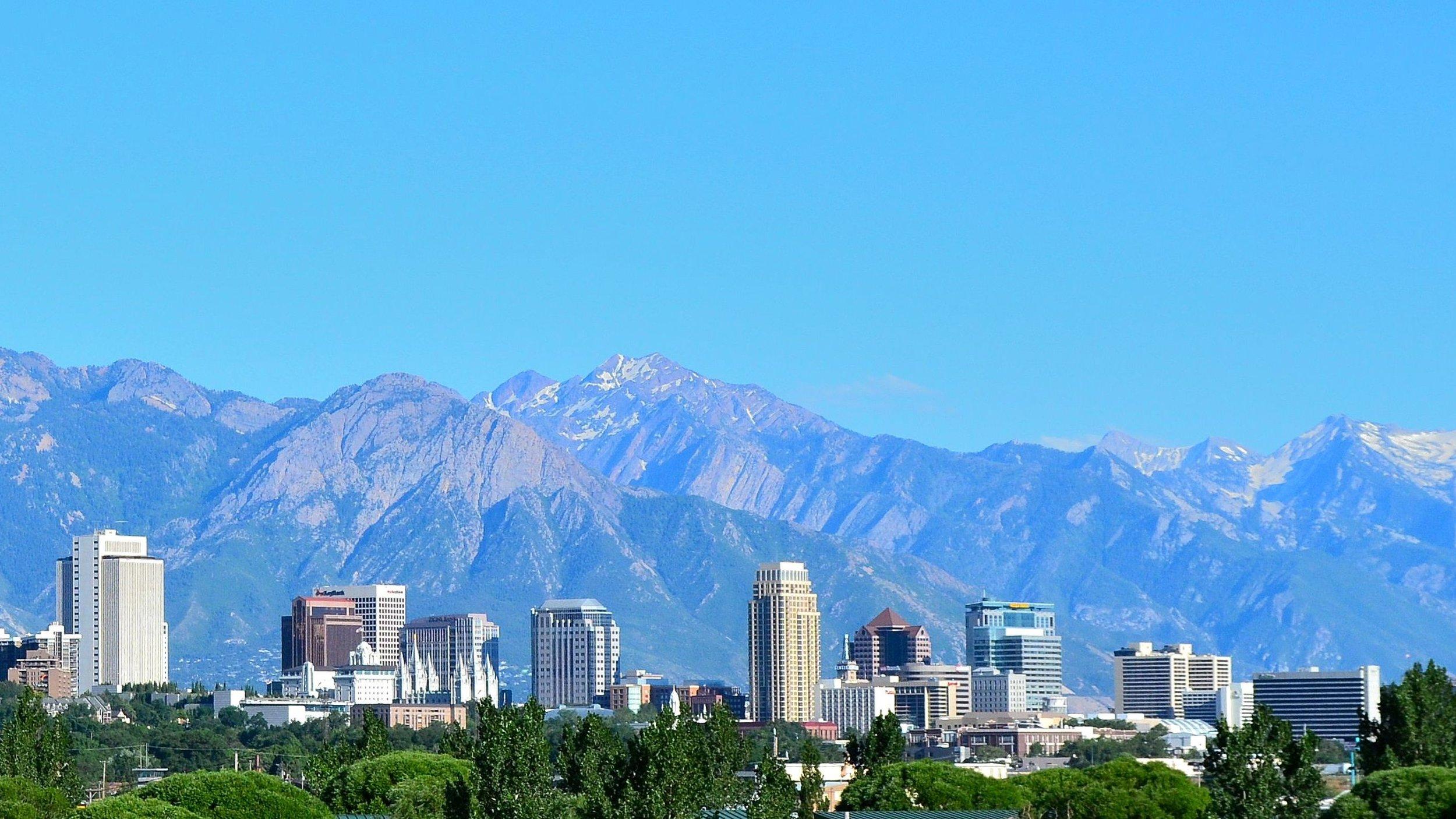 Grandeur Peak, Utah -