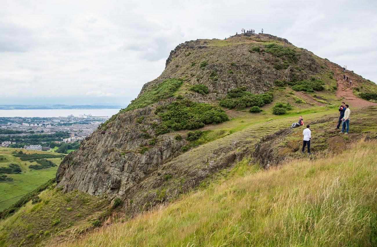 Edinburgh, Scotland -