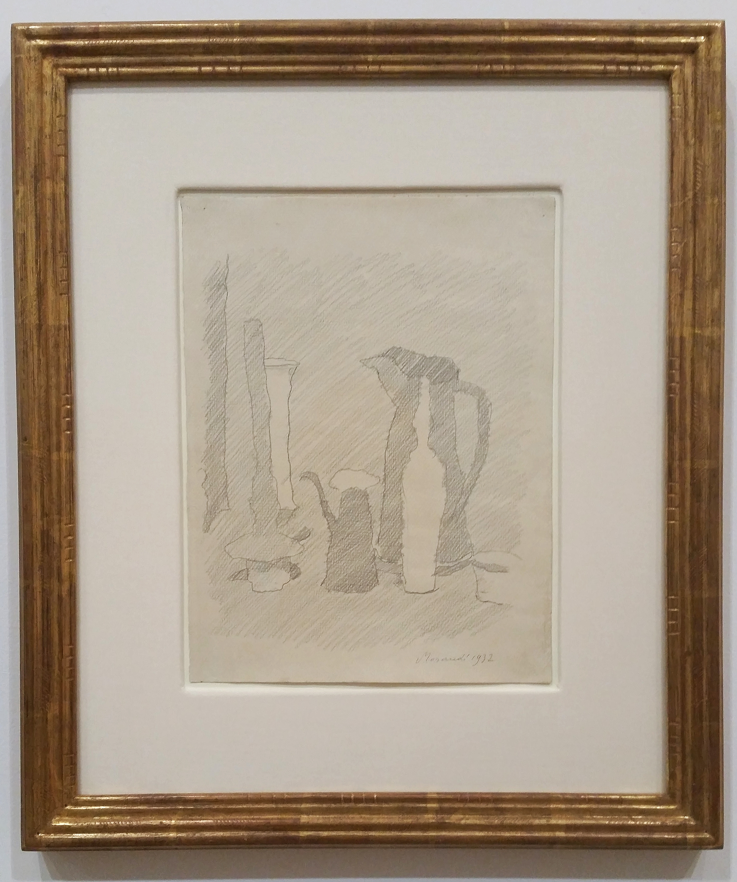 Giorgio Morandi, Natura Morta /1932