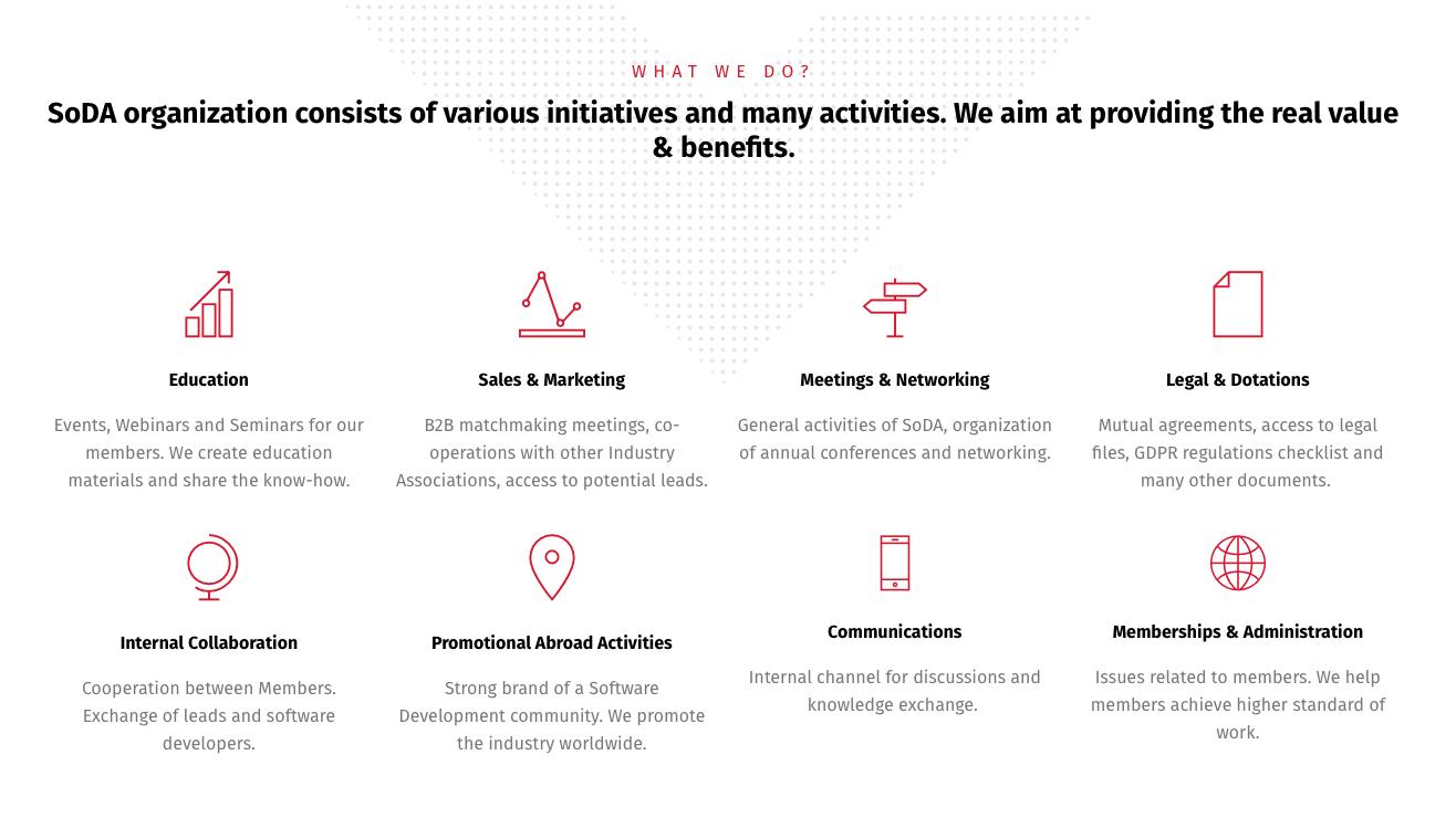 Activities - Software Development Association Poland