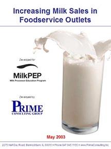 Increasing Milk in Fdsvc 2003.jpg