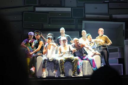 BLAZE Australia Tour 2013 - Sydney, AUS