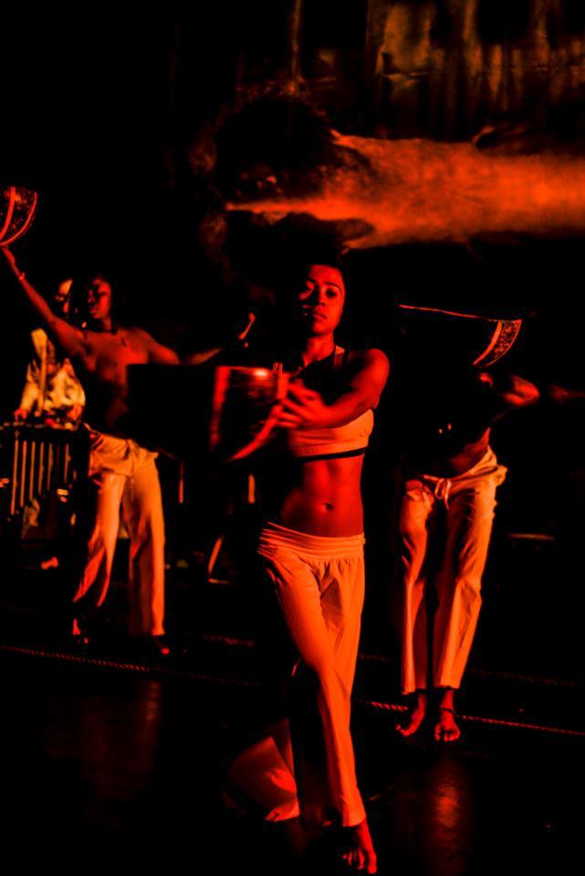 """SANKOFA"" by Ashanti Dance Theatre - Melbourne, AUS"