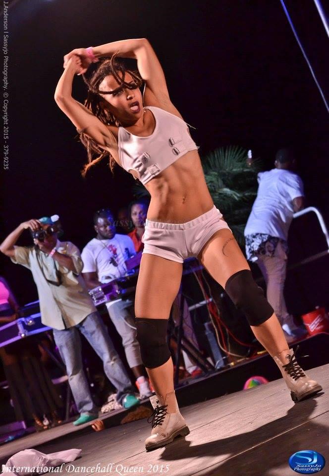International Dancehall Queen 2015 - Montego Bay, JAM