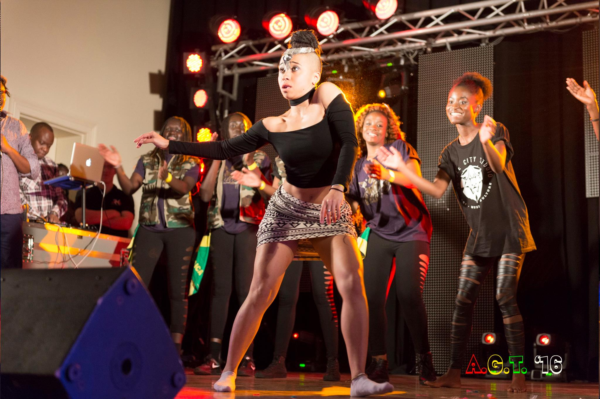 Africa's Got Talent Judge Showcase 2016 - Melbourne, AUS