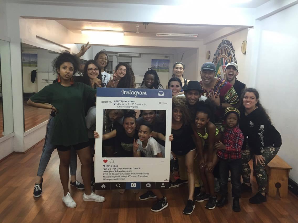 DANCEHALL Workshop Sep 2016