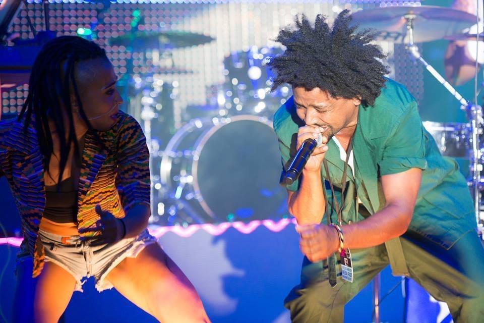Nhatty Man @ NYE Concert 2016 - Melbourne, AUS
