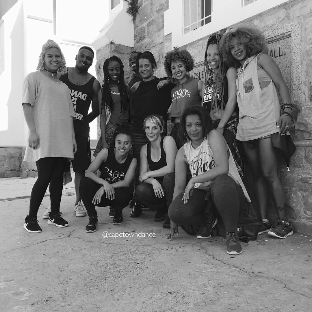 DANCEHALL Workshop Oct 2015