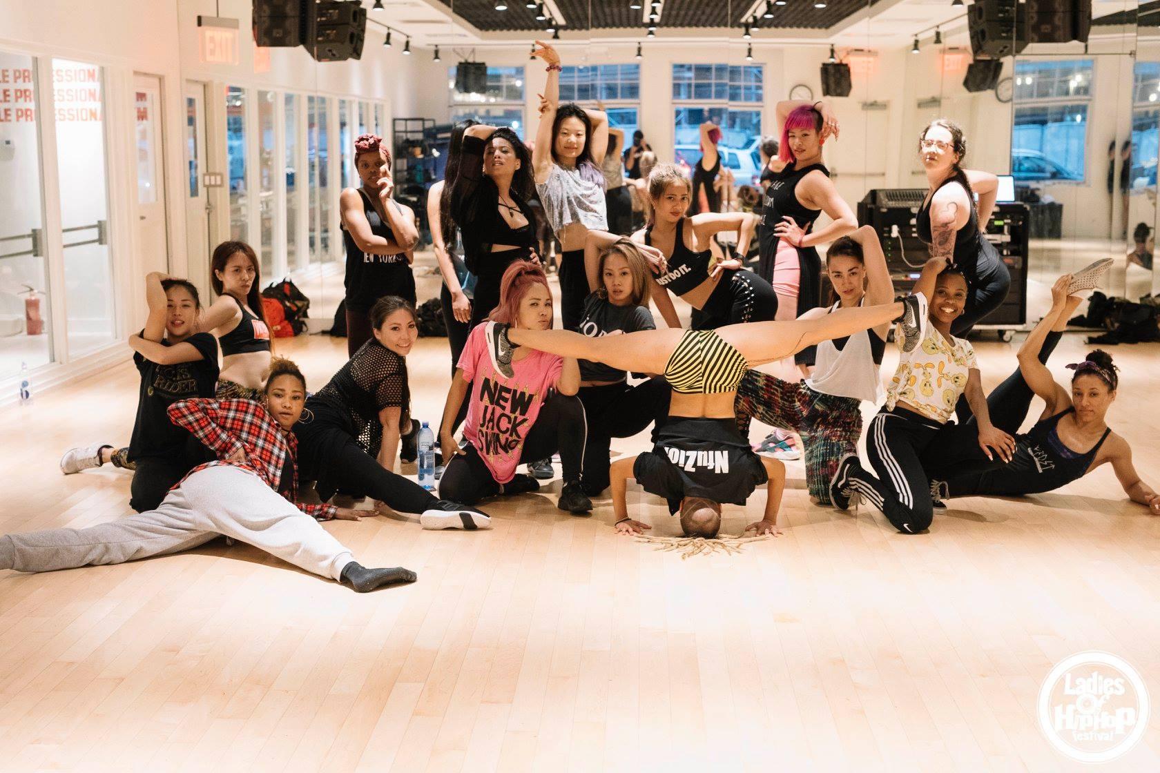 DANCEHALL Workshop July 2017