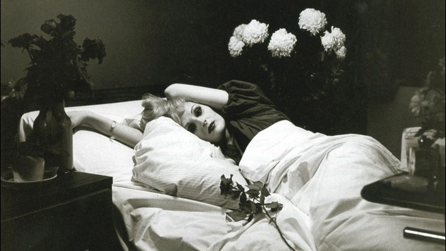 """Candy Darling on Her Deathbed"" by  David"