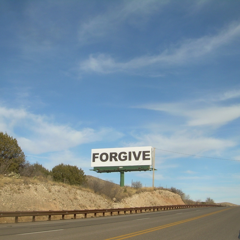 Forgive by Ross Giff