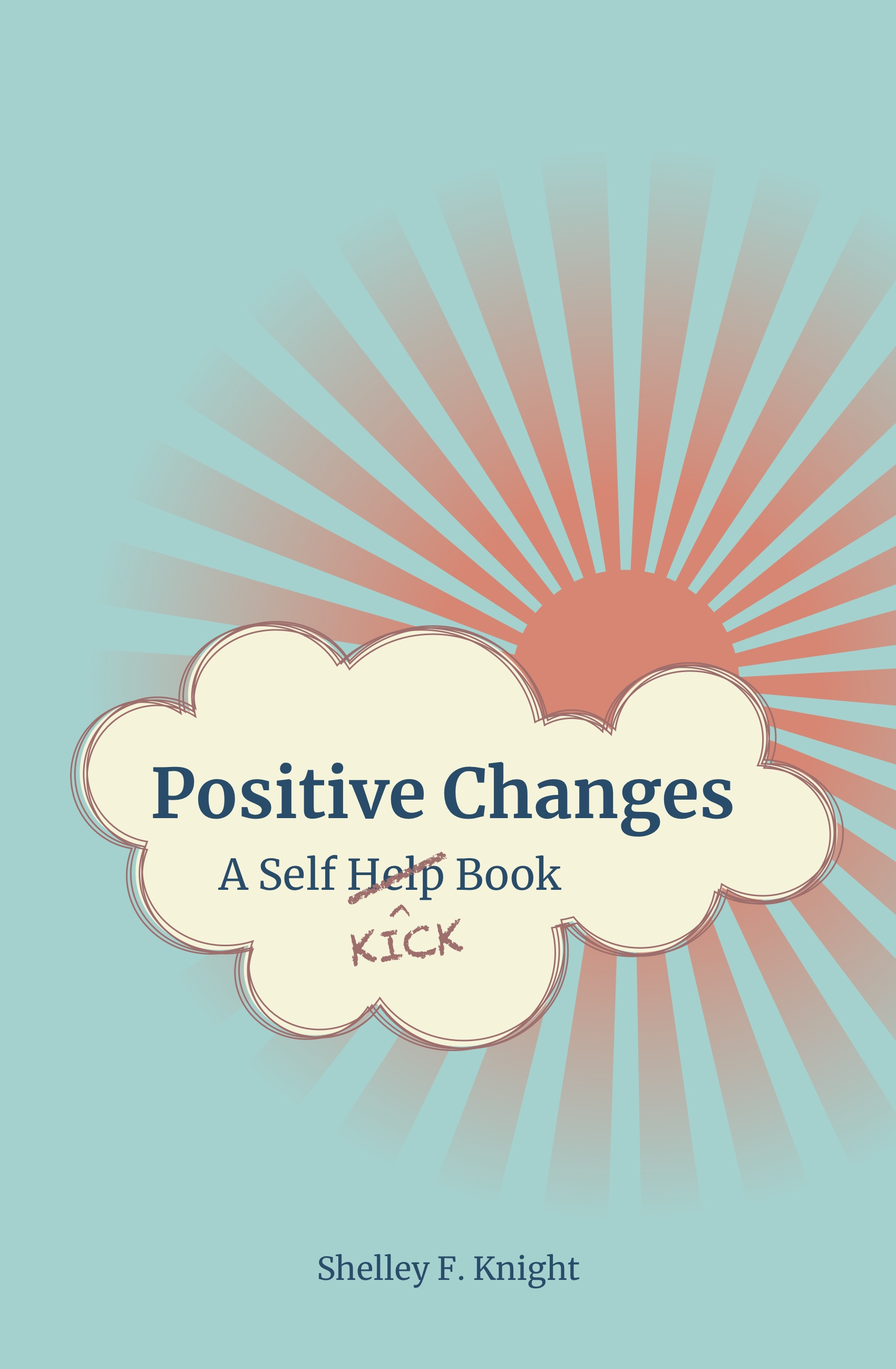 My book contains chapters on how to release negative emotions.