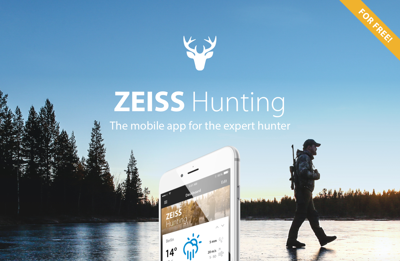 ZEISS Hunting App Title