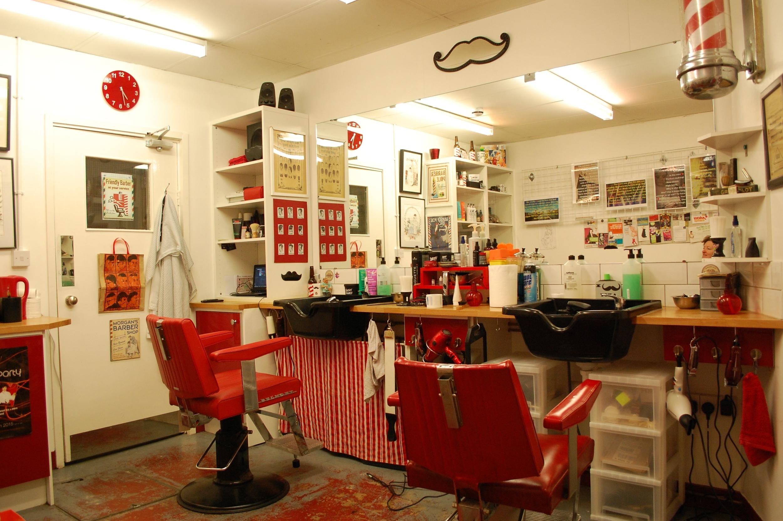 Shop picture taken by the BBC World Service Vibeke Venema