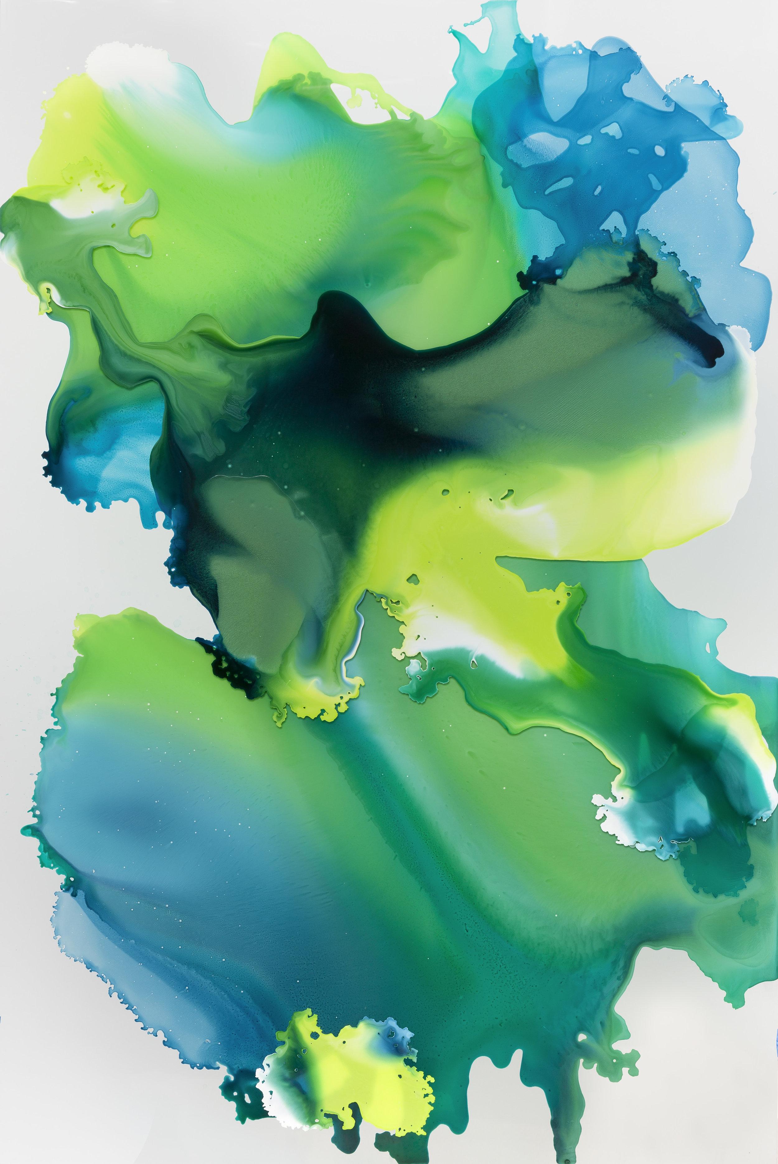 Luscious Lime - Susie Leahy Raleigh, 150x100cm.jpg