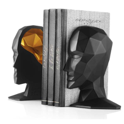 Menu Knowledge in the Brain Bookends by Karim Rashid