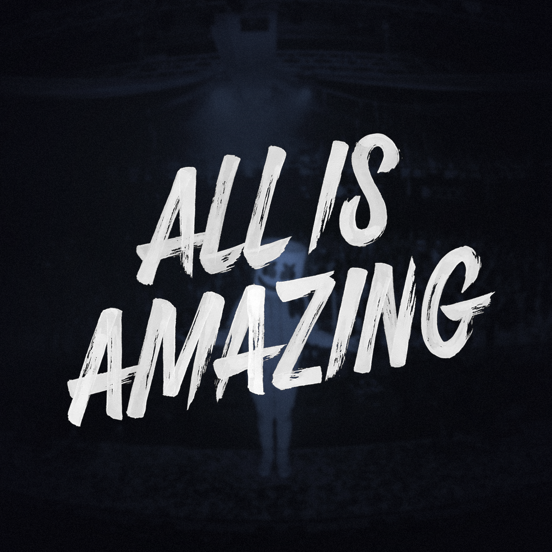 ALL IS AMAZING  LOGO DESIGN