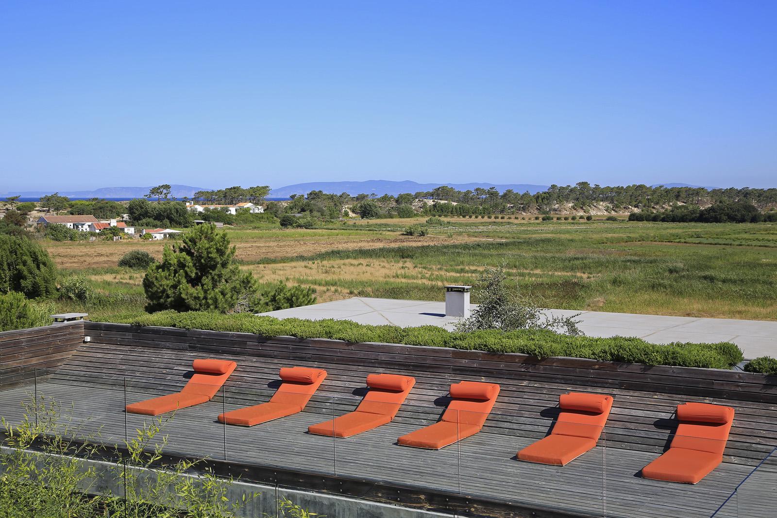 Casa do Pego - Luxury Design Villa with heated pool in Comporta