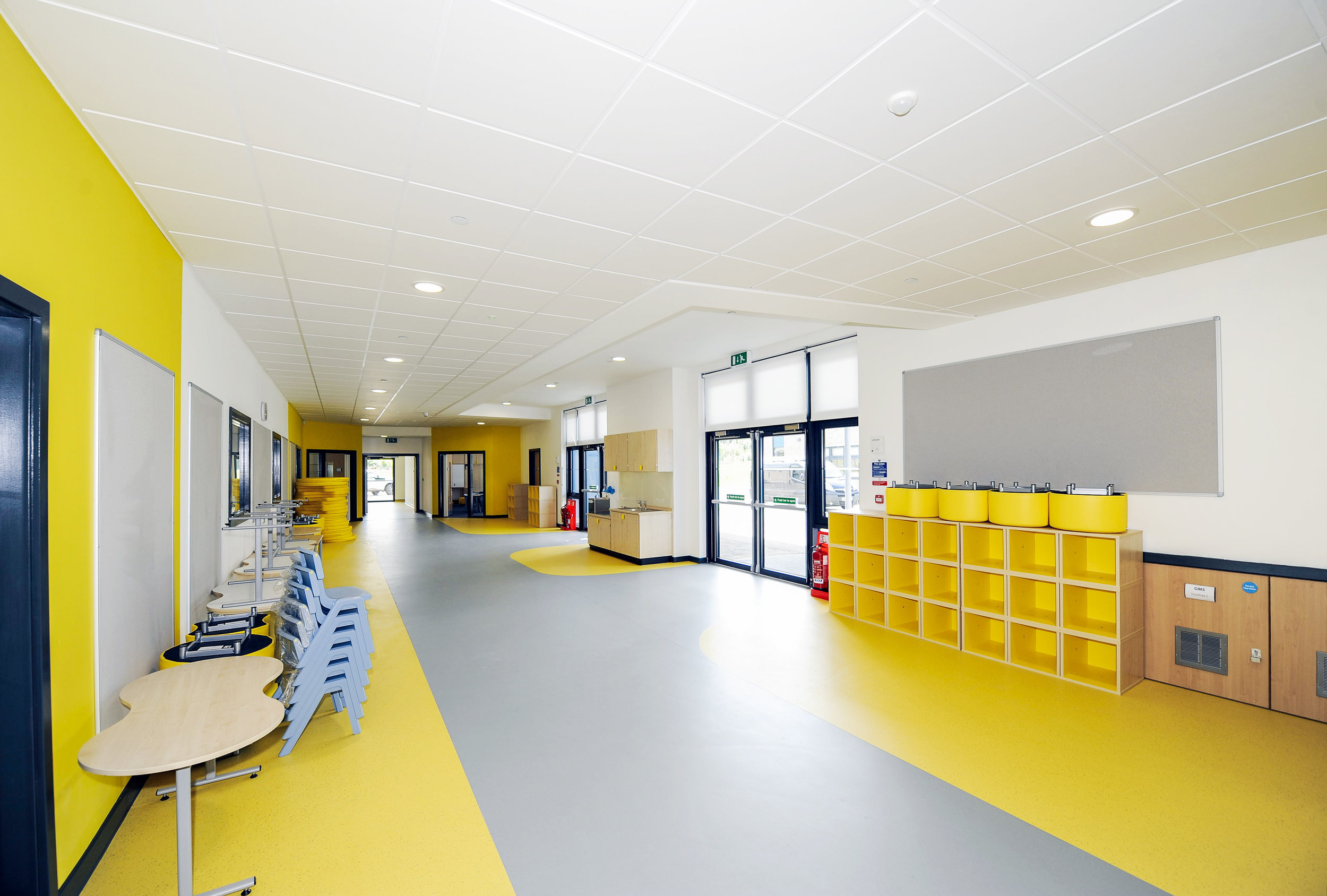 Corridor Refurbishment Scheme