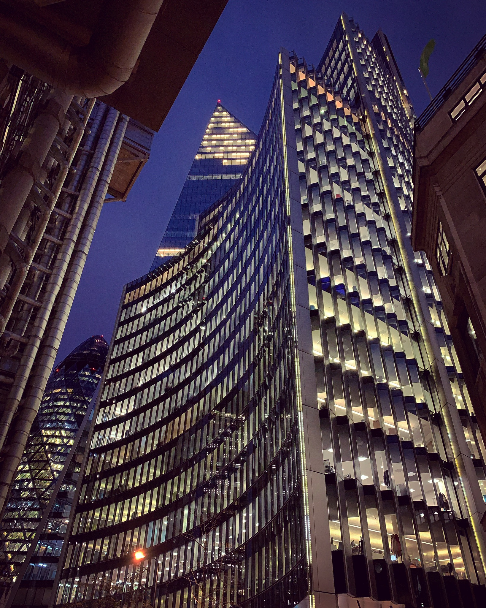 Willis towers Watson - London